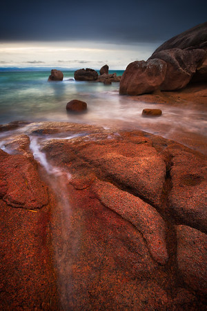 """COLOURS OF FREYCINET"""
