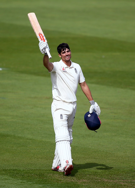 10th September - Arise Sir Cooky. A majestic century and a fitting ending for Alastair Cook's final Test Match between England and India.