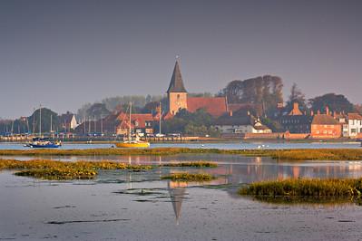 Bosham dawn, West Sussex