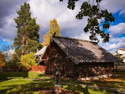Anders Zorn Gardens, Mora