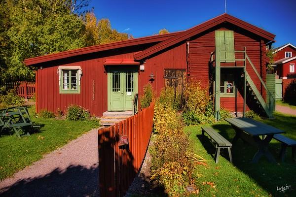 Carl Larsson's Garden, Sundborn