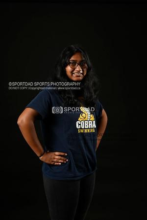 Anicia Odja, Cobra Swim Club