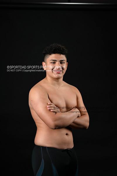 Franco Mejia Batres, Cobra Swim Club