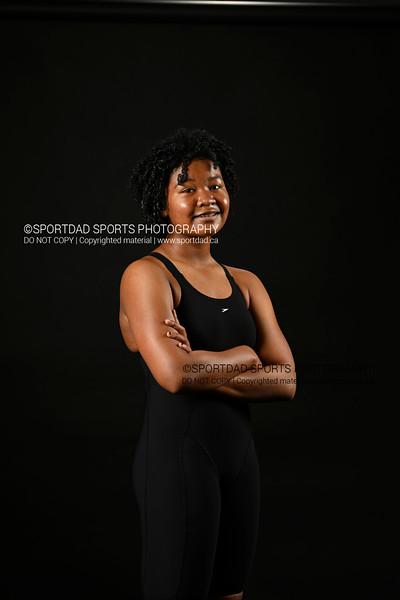 Brooke Crichlow, Cobra Swim Club