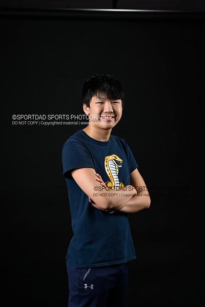 Evan Tang, Cobra Swim Club