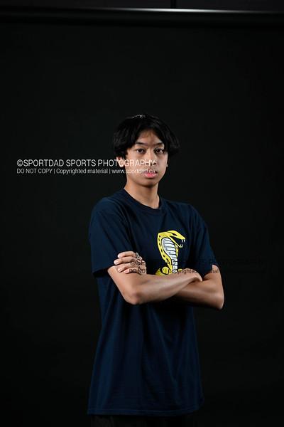 Aaron Abanilla, Cobra Swim Club