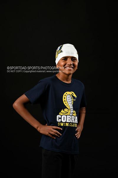Adiy Hussain?, Cobra Swim Club