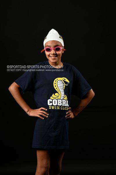 Anisha Garcha, Cobra Swim Club