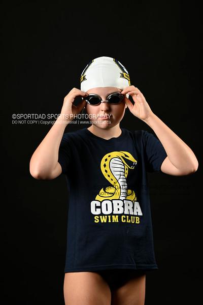 Anabelle Murdoch, Cobra Swim Club