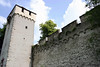 Schirmerturm (Schirmer Tower) - along the Museggmauer (Musegg Wall), the old fortress wall (built from 1370-1442) - Lucern