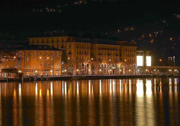 Lake Lugano regfection.