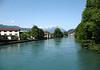 Aare RIver - Interlaken - canton of Bern