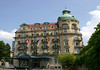 Palace Luzern (5 star hotel, built in 1904) - Lucerne