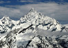 Weisshorn - peaking to 14,784 ft. (4,506 m) - canton of Valais