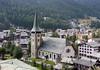 St. Maurice Catholic Church - city of Zermatt - canton of Valais