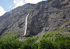 Spissbach Falls - dropping 918 ft. (280 m) - along the southern slope of the Lauterbrunnen Wall - canton of Bern