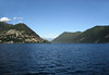Across Lake Lugano - to Castagnola (a quarter, comprising several small villages) of the city of Lugano - in the canton of Ticino