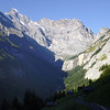 The view from Gimmelwald