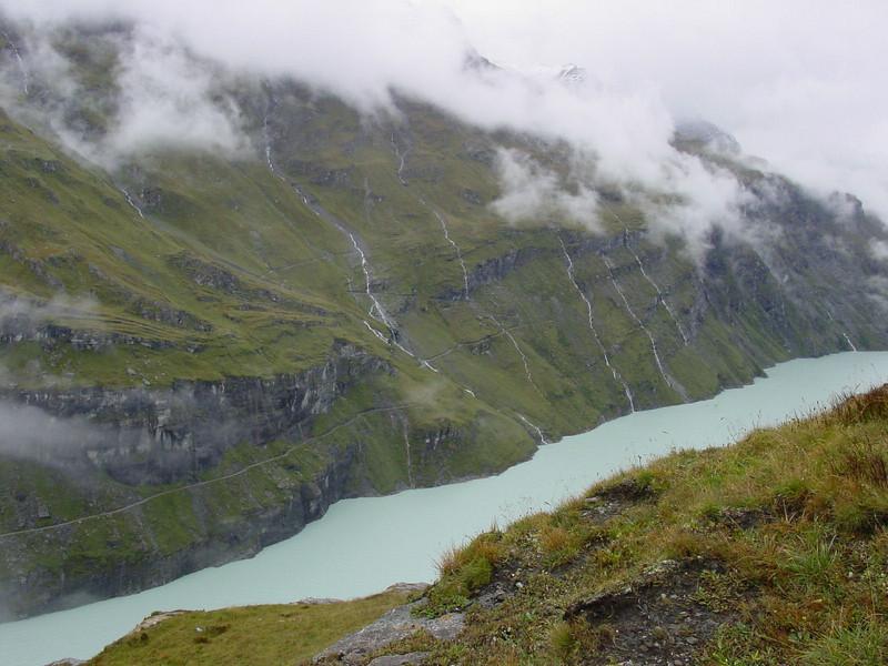 Lake Mauvoisin