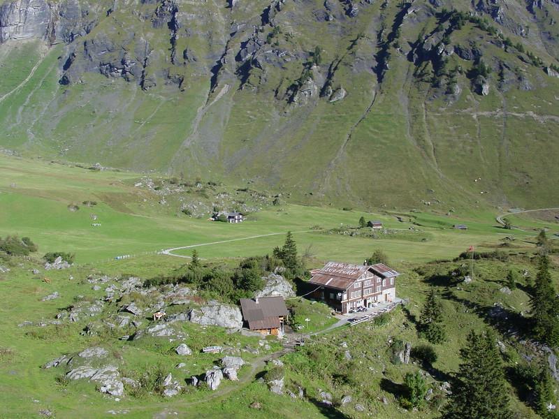 Lauterbrunnental and Suppenalp