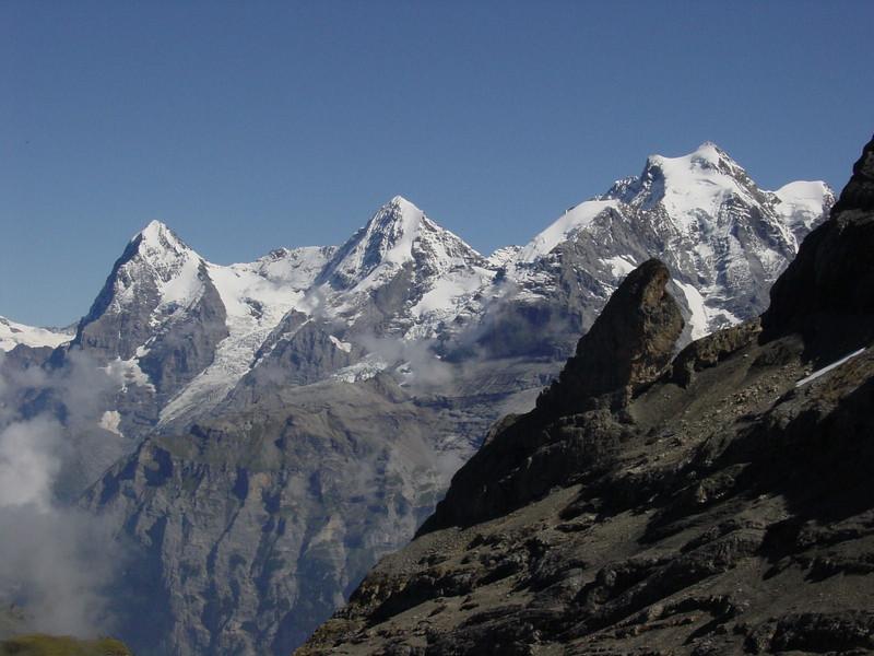 Eiger, Monch, Jungfrau