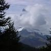 The Matterhorn hiding