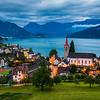 Lake Lucerne / Weggis, Switzerland