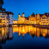 Old town / Lucerne, Switzerland