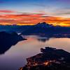 Lake Lucerne / Lucerne, Switzerland