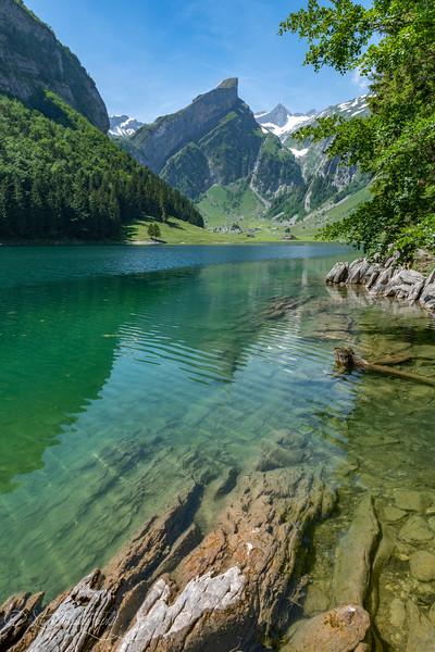 Seealpsee, Switzerland 2018