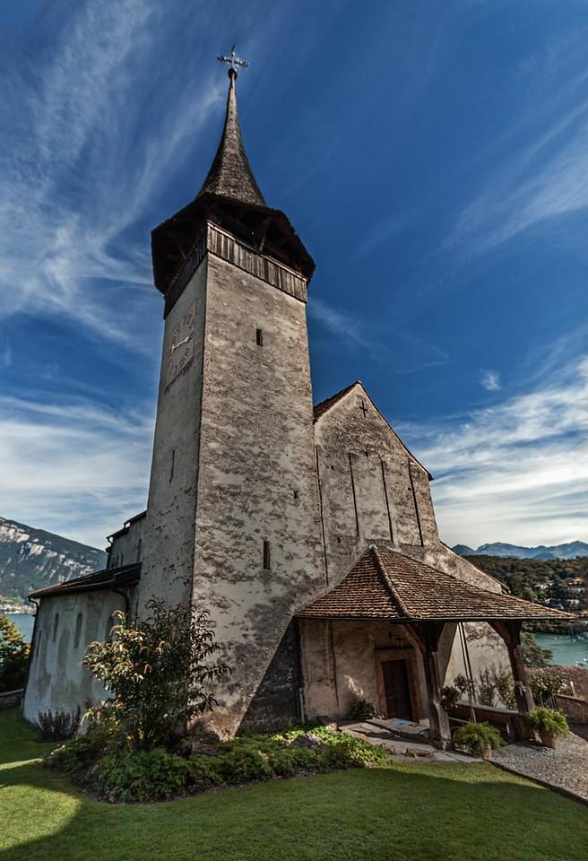 Schlosskirche of Spiez