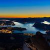 Break of dawn / Pilatus, Switzerland