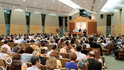 Worship: Shabbat services with a few friends.