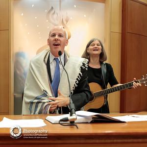Kiddish, Ha'Motzi, Shabbat Shalom!