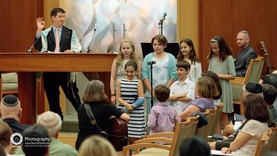 Children's choir helps us celebrate.