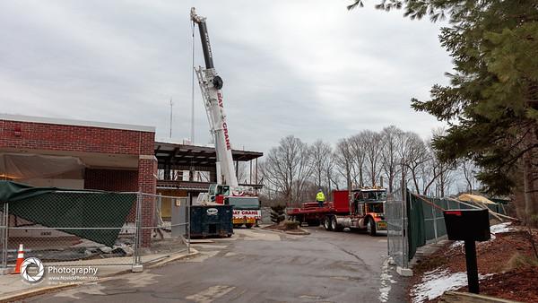 TBS Rising - Tour of construction progress: 3-23-2016