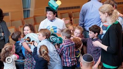 Worship: Simchat Torah