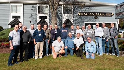 Brotherhood spiritual retreat: the boys get away from it all