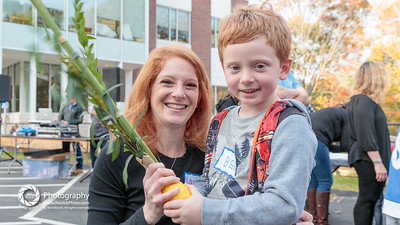 Familiers with Young Children: Sukkot @ TBS