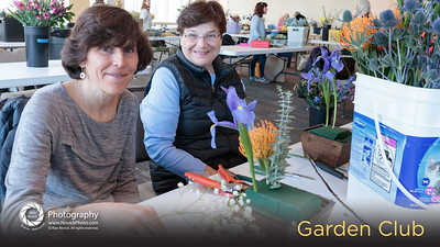 7. Garden Club: Art in Bloom