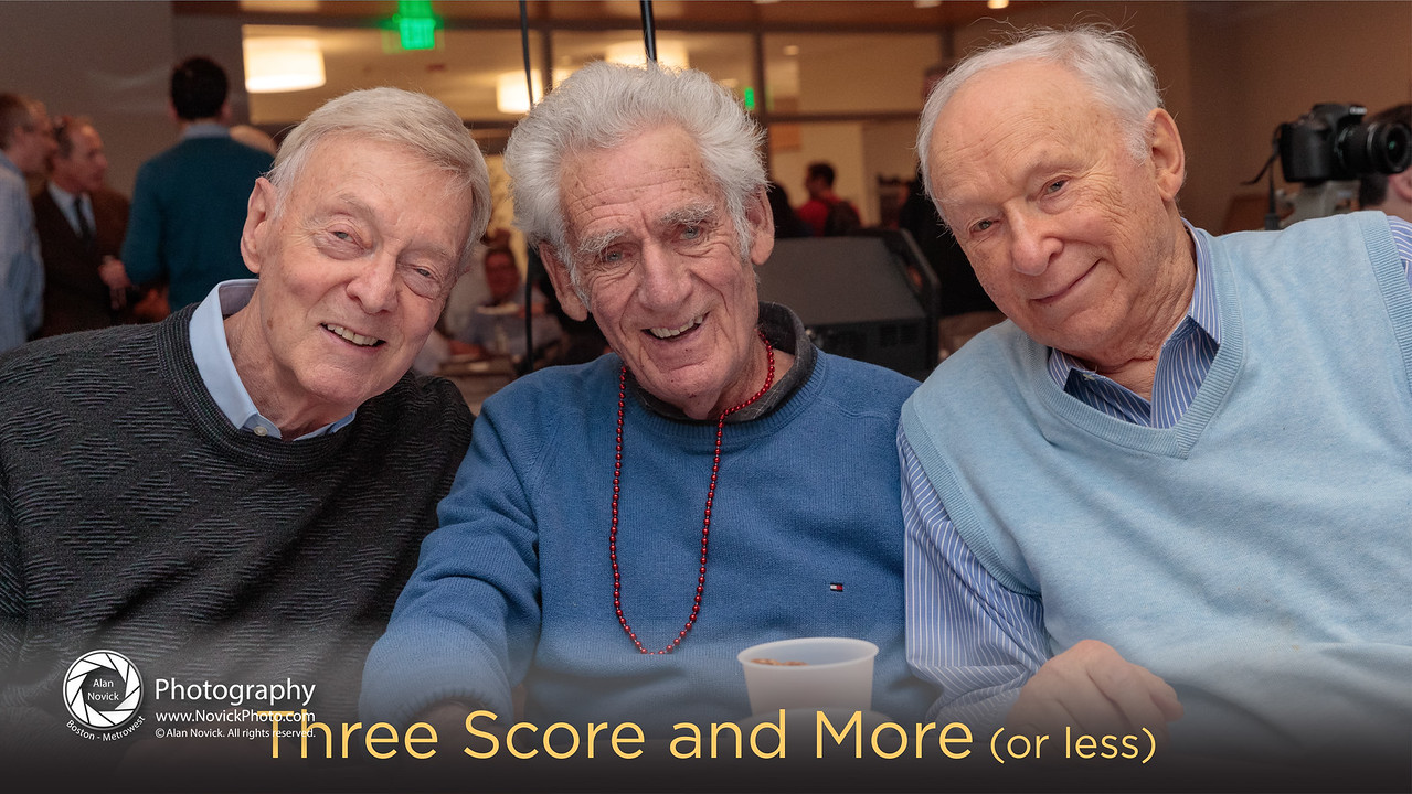 6. Three Score and More (or less): young love