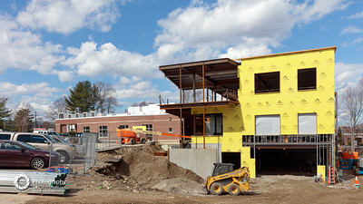 TBS Mikdash construction: March 2016