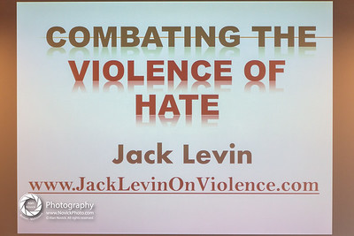 Jack Levin- Combating the Violence of Hate-54182327