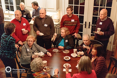Brotherhood-Sisterhood Progressive Dinner: February 2016