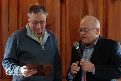 Marc Comras Award Presentation: March 2016