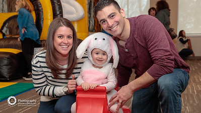 Families with Young Children: at the Purim Party