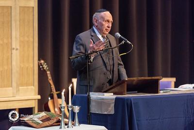 Rabbi Donald Splansky: Roasting Rifat