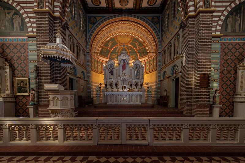 St. Peter's, Lindsay, Texas