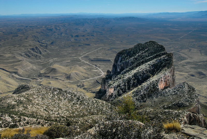 The Top of Texas