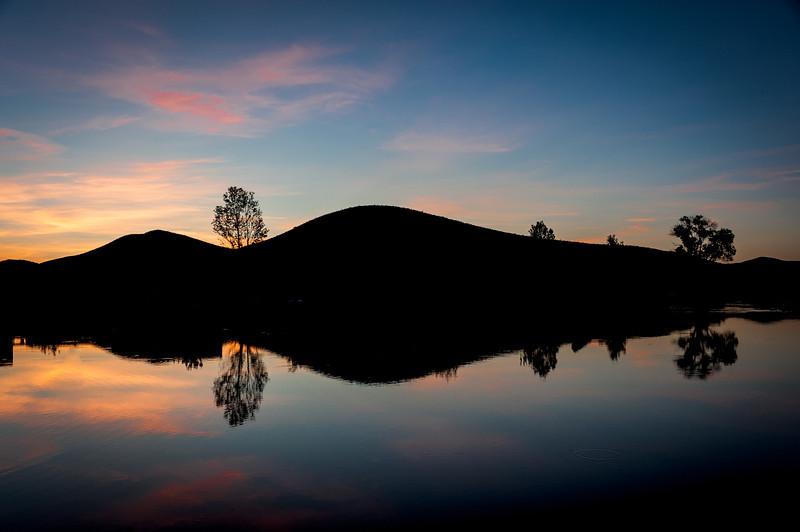 Sunrise at Cibolo Creek Ranch